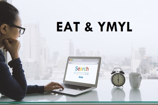 Google YMYL and EAT
