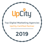 UpCity Top Digital Marketing Agency Certified Partner for Digital Marketing