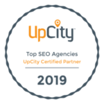 UpCity Top SEO Agency Certified Partner for Digital Marketing in Aurora